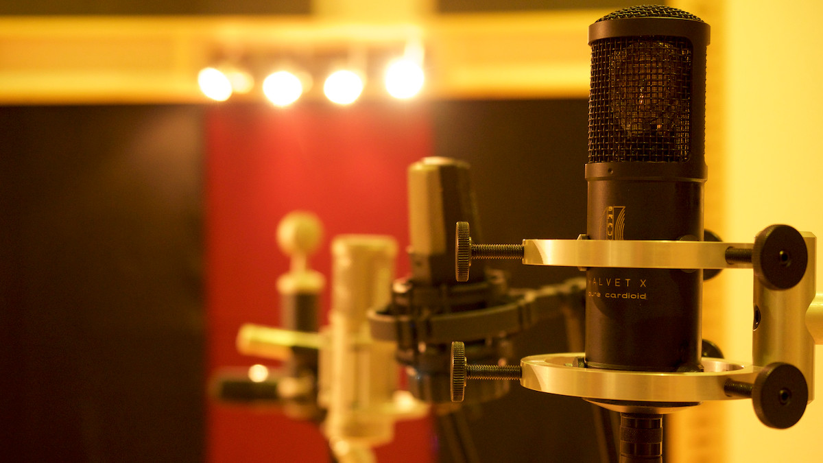 audio engineering courses - actors showreels choosing the right mic