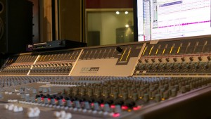 Audient Console Pro Tools 12