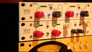 Rupert Neve compressor& Width expander