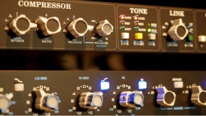 API compressor & EQ